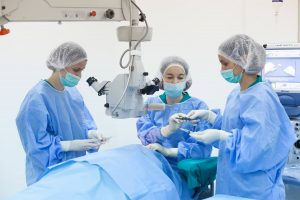 Operacija sive mrene - fakoemulzifikacija