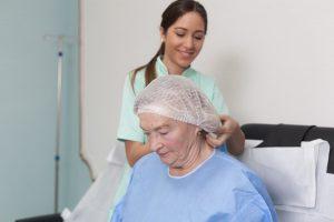 Priprema za operaciju katarakte