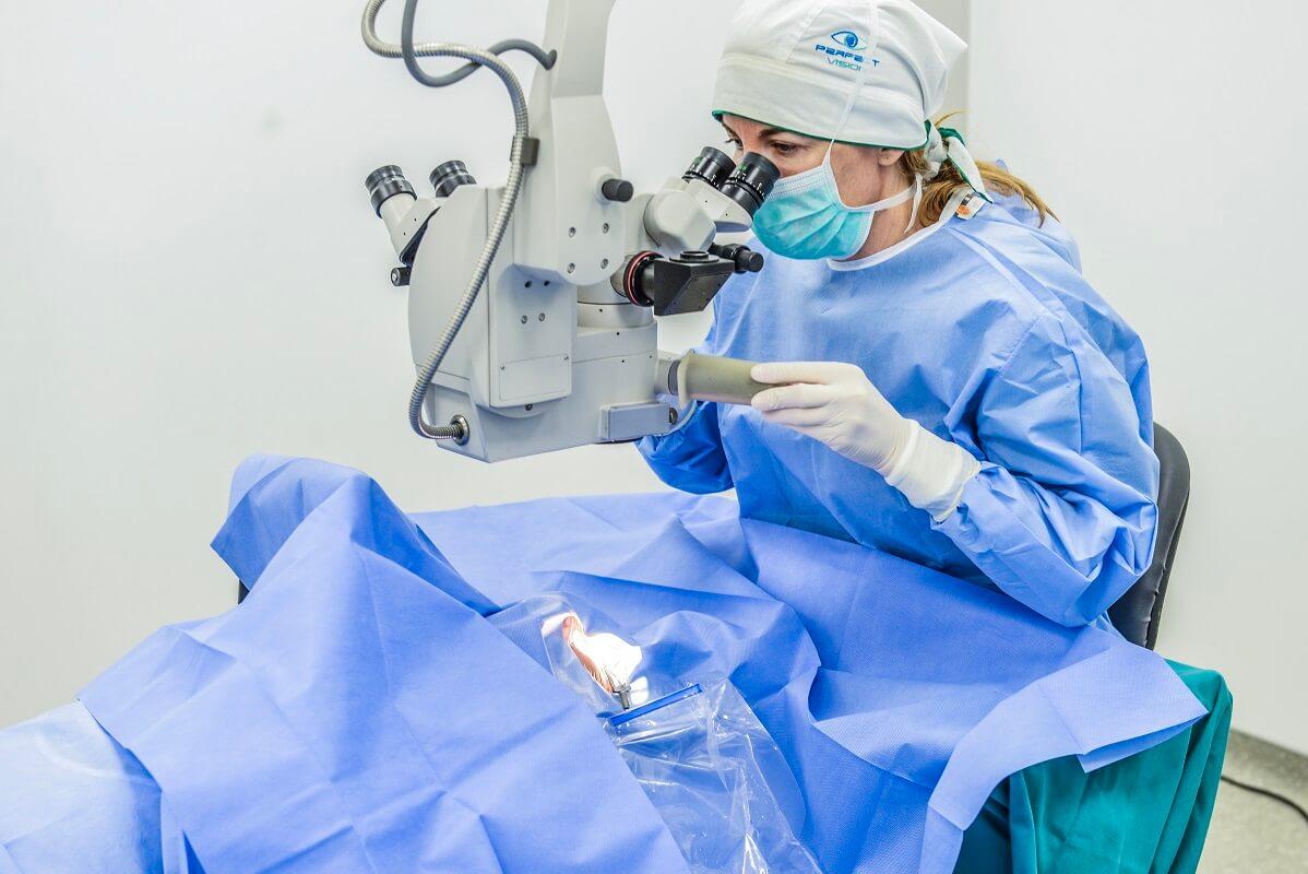 Perfect Vision poklanja 15% popusta na operaciju katarakte